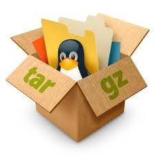 Linux tar.gz archive